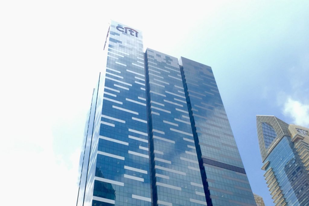 Asia Square Tower 1