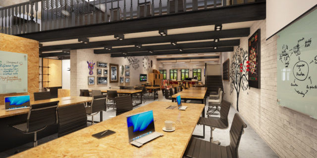 TRIBE by TEC -Coworking Space in Raffles Place