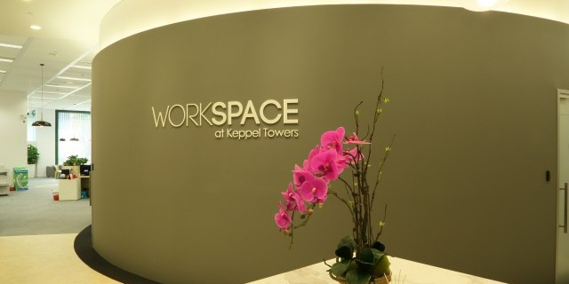 Workspace at Keppel Towers